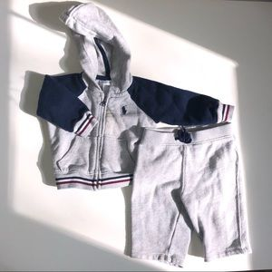 Ralph Lauren hoodie and pants set